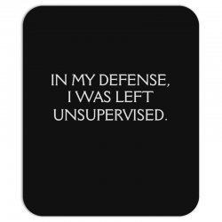 funny excuse quote Mousepad | Artistshot