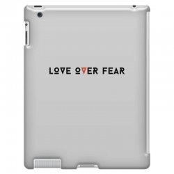 love over fear iPad 3 and 4 Case | Artistshot