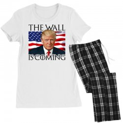 the wall is coming Women's Pajamas Set | Artistshot