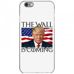 the wall is coming iPhone 6/6s Case | Artistshot