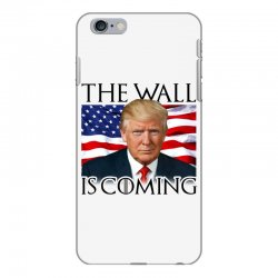 the wall is coming iPhone 6 Plus/6s Plus Case | Artistshot