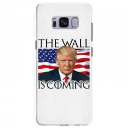the wall is coming Samsung Galaxy S8 Plus Case | Artistshot