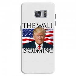 the wall is coming Samsung Galaxy S7 Case | Artistshot