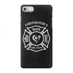 firefighters wife iPhone 7 Case | Artistshot