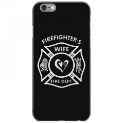 firefighters wife iPhone 6/6s Case | Artistshot