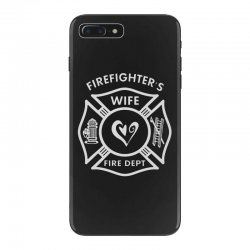firefighters wife iPhone 7 Plus Case | Artistshot