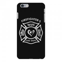 firefighters wife iPhone 6 Plus/6s Plus Case | Artistshot