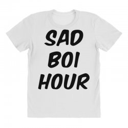 sad boi hour text only All Over Women's T-shirt | Artistshot