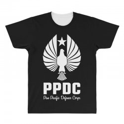 pan pacific defense corps All Over Men's T-shirt | Artistshot