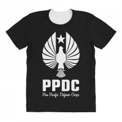 pan pacific defense corps All Over Women's T-shirt | Artistshot