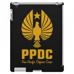 pan pacific defense corps iPad 3 and 4 Case | Artistshot