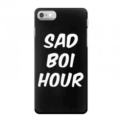 sad boi hour text only iPhone 7 Case | Artistshot