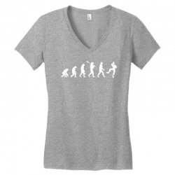 the evolution of fortnite without text Women's V-Neck T-Shirt | Artistshot