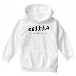 the evolution of fortnite Youth Hoodie | Artistshot