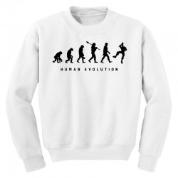 the evolution of fortnite Youth Sweatshirt | Artistshot