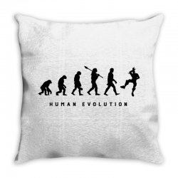 the evolution of fortnite Throw Pillow | Artistshot