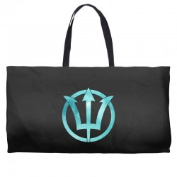 poseidon watercolor Weekender Totes | Artistshot