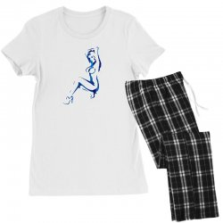 sexy lady Women's Pajamas Set | Artistshot