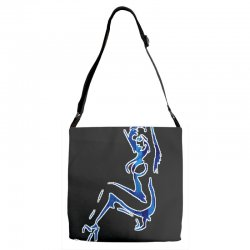 sexy lady Adjustable Strap Totes | Artistshot