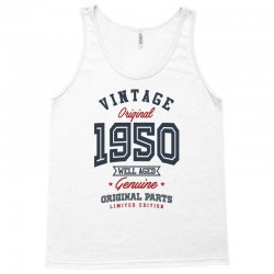 Gift for Born in 1950 Tank Top | Artistshot