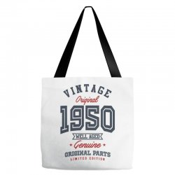 Gift for Born in 1950 Tote Bags | Artistshot