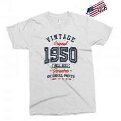 Gift for Born in 1950 Exclusive T-shirt | Artistshot