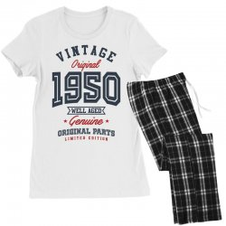 Gift for Born in 1950 Women's Pajamas Set | Artistshot