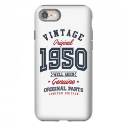 Gift for Born in 1950 iPhone 8 Case | Artistshot