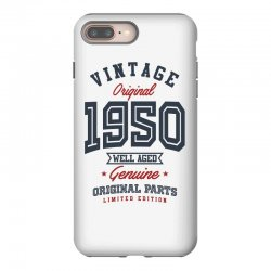 Gift for Born in 1950 iPhone 8 Plus Case | Artistshot