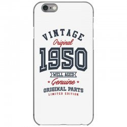 Gift for Born in 1950 iPhone 6/6s Case | Artistshot