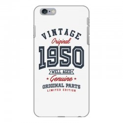 Gift for Born in 1950 iPhone 6 Plus/6s Plus Case | Artistshot