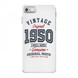Gift for Born in 1950 iPhone 7 Case | Artistshot