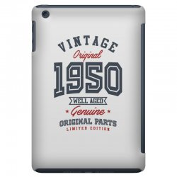 Gift for Born in 1950 iPad Mini Case | Artistshot