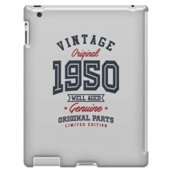Gift for Born in 1950 iPad 3 and 4 Case | Artistshot