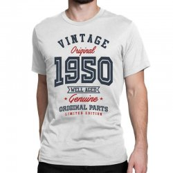 Gift for Born in 1950 Classic T-shirt | Artistshot