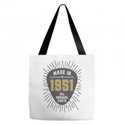 Gift for Made in 1951 Tote Bags | Artistshot