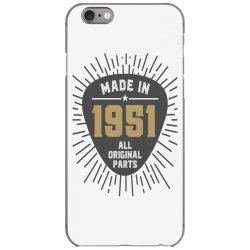 Gift for Made in 1951 iPhone 6/6s Case | Artistshot