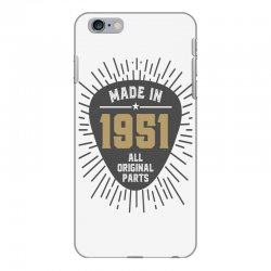 Gift for Made in 1951 iPhone 6 Plus/6s Plus Case | Artistshot