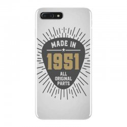 Gift for Made in 1951 iPhone 7 Plus Case | Artistshot