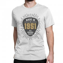 Gift for Made in 1951 Classic T-shirt | Artistshot