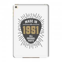 Gift for Made in 1951 iPad Mini 4 Case | Artistshot