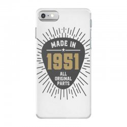 Gift for Made in 1951 iPhone 7 Case | Artistshot
