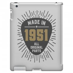 Gift for Made in 1951 iPad 3 and 4 Case | Artistshot