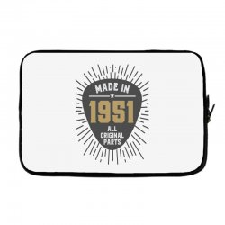 Gift for Made in 1951 Laptop sleeve | Artistshot