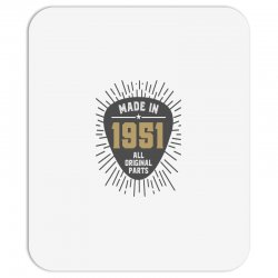 Gift for Made in 1951 Mousepad | Artistshot