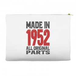 Made in 1952 All Original Parts Accessory Pouches | Artistshot