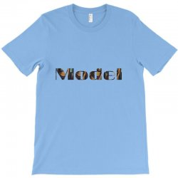 model lady T-Shirt | Artistshot