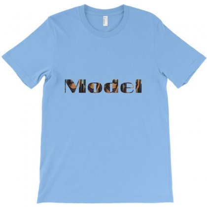 Model Lady T-shirt Designed By Fahimcool