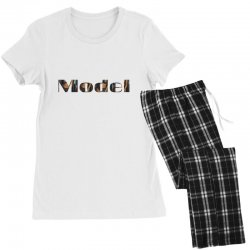 model lady Women's Pajamas Set | Artistshot