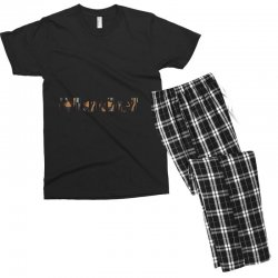 model lady Men's T-shirt Pajama Set | Artistshot